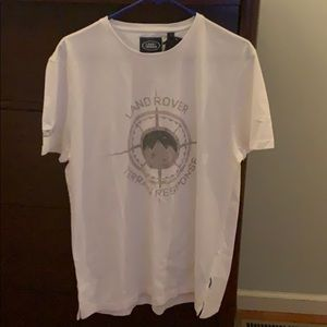 Other - Land Rover t-shirt